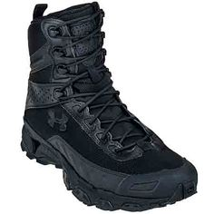 Under Armour 1224003 Mens Lightweight Valsetz Black Tactical Boots
