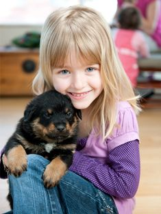 Kids and puppies: Rules, safety and responsibility