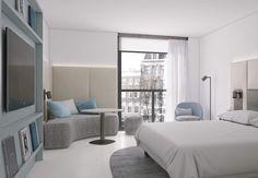 Amsterdam Marriott refurbished rooms | Piet Boon