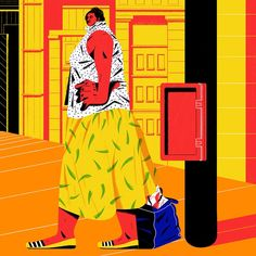 Vivian Maier, Free Design, Illustration Art, Illustrations, Character Design, Behance, Colours, Photo And Video, Places