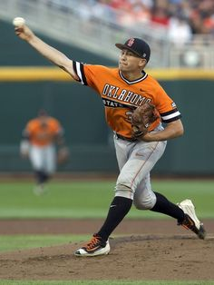 Oklahoma State becomes the first team in 2 years with back-to-back shut-outs in The College World Series.