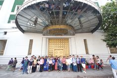 Yangon Heritage Trust Walking Tours