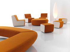 colección de asientos live, de dsignio para beltà