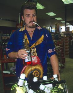 I'm going to get drunk as fuck! Trailer Park Boys Costume, Trailer Park Boys Ricky, Ricky Tpb, Boy Meme, Mike Smith, Funny Video Memes, Boys Wear, Boy Costumes, Getting Drunk