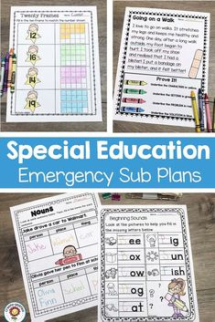 Emergency Sub Plans Kindergarten Elegant Sub Plans Special Education Teaching 5th Grade, 5th Grade Classroom, Art Sub Plans, Art Lesson Plans, Emergency Sub Plans, Substitute Teacher, Teaching Resources, Teaching Ideas, Classroom Management