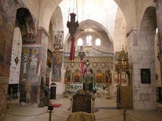 West Jerusalem: Holy Cross Monastery + + + Κύριε Ἰησοῦ Χριστέ, Υἱὲ τοῦ Θεοῦ, ἐλέησόν με + + + The Eastern Orthodox Facebook: https://www.facebook.com/TheEasternOrthodox Pinterest The Eastern Orthodox: http://www.pinterest.com/easternorthodox/ Pinterest The Eastern Orthodox Saints: http://www.pinterest.com/easternorthodo2/