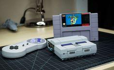 Nintendo Mini SNES: il brevetto.