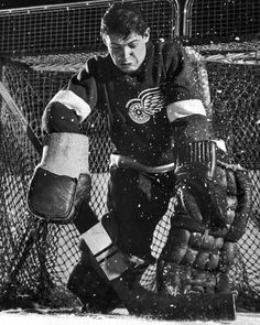Terry Sawchuk - One of the best ever!