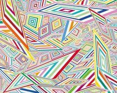Artwork - Sarah Hughes-Acrylic on Linen