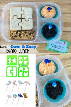 BentoLunch.net - How to Make a Cute & Easy Bento Lunch