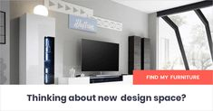 Furniture in Fashion online furniture store UK. Modern TV stands & sofas for living room. Contemporary Tv Stands, Contemporary Home Furniture, Modern Contemporary Homes, Contemporary Coffee Table, Shop Furniture Online, My Furniture, Home Office Furniture, Bedroom Furniture, Living Room White