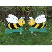 Pair Of Spooky Bumblebee Fillers