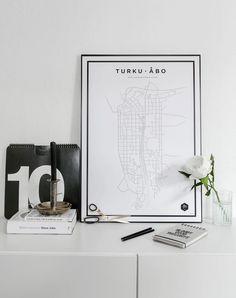 turku print by Bo LKV