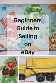 Beginners Guide to Selling on eBay. Step by Step Instructions to help you start making money FAST.