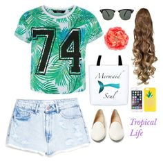 """""""#Tropical Life"""" by troylersupporter ❤ liked on Polyvore"""