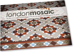 Victorian Floor Tile Design Catalogue | Contemporary Geometric Floor Tile Designs | London Mosaic