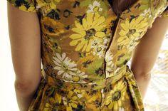 Pushing daisies dress inspiration