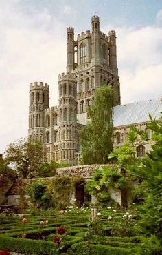 Ely Cathedral, England!