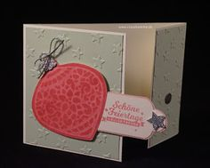 Weihnachten, Christmas, Stampin Up