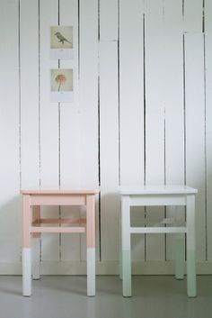 Need to find an old stool and make this.