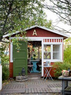 Pastellinen Peppi Pitkätossu -talo - Entiwanhanen | Lily.fi