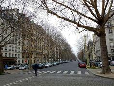 Av. de Ségur, Paris.