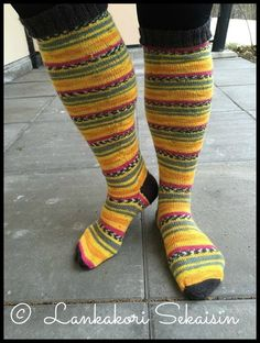 Long woolsocks YARNS: Austermann Step Womens Wool Socks, Leg Warmers, Yarns, Legs, Knitting, Accessories, Fashion, Leg Warmers Outfit, Moda