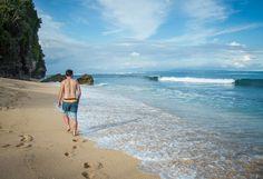 Davy - Nikko Beach, Bali, Indonesia