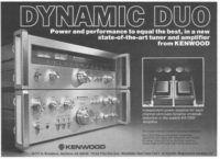 Kenwood Tuner, Amp 1976 Ad via Old Magazines, Vintage Magazines, Vintage Market, Vintage Ads, Kenwood Hifi, Old Ads, Magazine Ads, Antique Items, Electronics