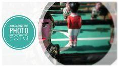 Nome: Baby-foot Localização: Cabo Verde, Fogo, Santa Catarina, Cova Figueira Séria: Retrato Comentários: Bato na bola com os p...