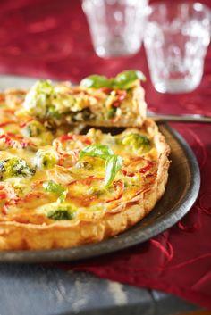 Broileri-parsakaalipiirakka | K-ruoka