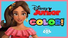 Disney Junior: Color! - for KIDS