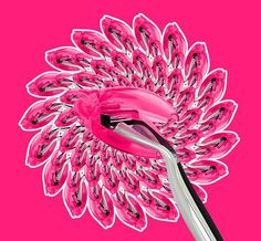 It is steripod art Tuesday. Are you getting your pod on?  #steripod #razor #hygiene #protector #clipon #getyourpodon #tuesday #pink