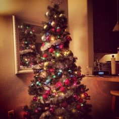 My first tree:)