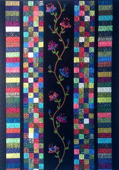 Folkloric pattern