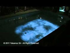 Yakamoz - 3d Projection Mapping Swimming Pool