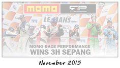 9.11.15raceperformance eng down Le Mans, Sepang, Asian, Racing, News, Pilots, Auto Racing, Lace
