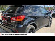 2018 Mitsubishi Outlander Sport DeLand Daytona Orlando N9845