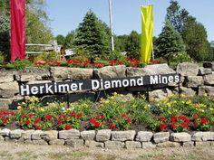 Herkimer Diamond mines