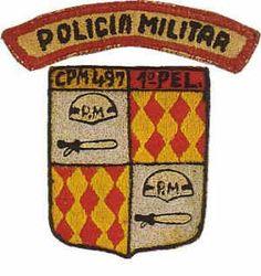 Companhia de Policia Militar 497 (1º Pelotão) Angola
