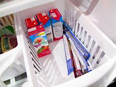 IHeart Organizing: Reader Space: Sweet & Simple Organizing