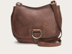 FRYE | Amy Crossbody - Burgundy
