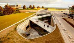 Stunning renovation of the Danish Maritime Museum