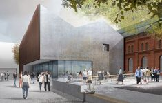 Museum of Concrete Art and Design by Stanton Williams Architects