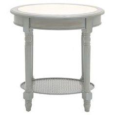 Laslowe End Table