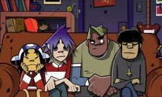 Rumors are going around that the Gorillaz might have a last tour ...