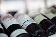 A few words of wisdom when ordering wine.