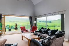 5 bed Detached house for sale in Selkirk, - McEwan Fraser Legal Estate Agents and Solicitors Estate Agents, Detached House, Edinburgh, Living Rooms, Windows, Bed, Lounges, Stream Bed, Window