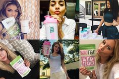 """Should You Really Try Tea-Toxing?: Thanks to legions of Instagram followers—and some seriously influential public fans (Kendall! Scott Disick! Khloé! Noticing a theme?)—the """"tea-tox"""" has officially arrived. We asked top experts to weigh in on eight popular tea-tox programs—and reveal what they can (and can't) do for you. 