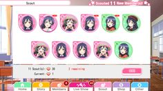 The Umi Scouting Special if you spend 30 Love ❤️ and I got these! I'm so happy!